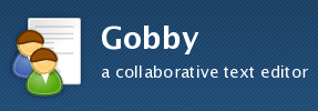 Logo aplikace Gobby