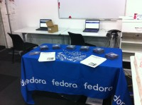 Fedora 16 Release party