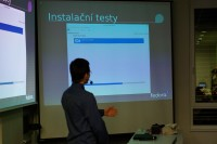 Fedora 18 release party