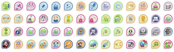 fedora-badges