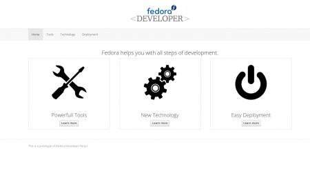 Fedora_developer_portal_main
