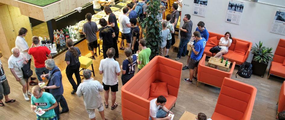 Fedora 24 Release Party - Praha