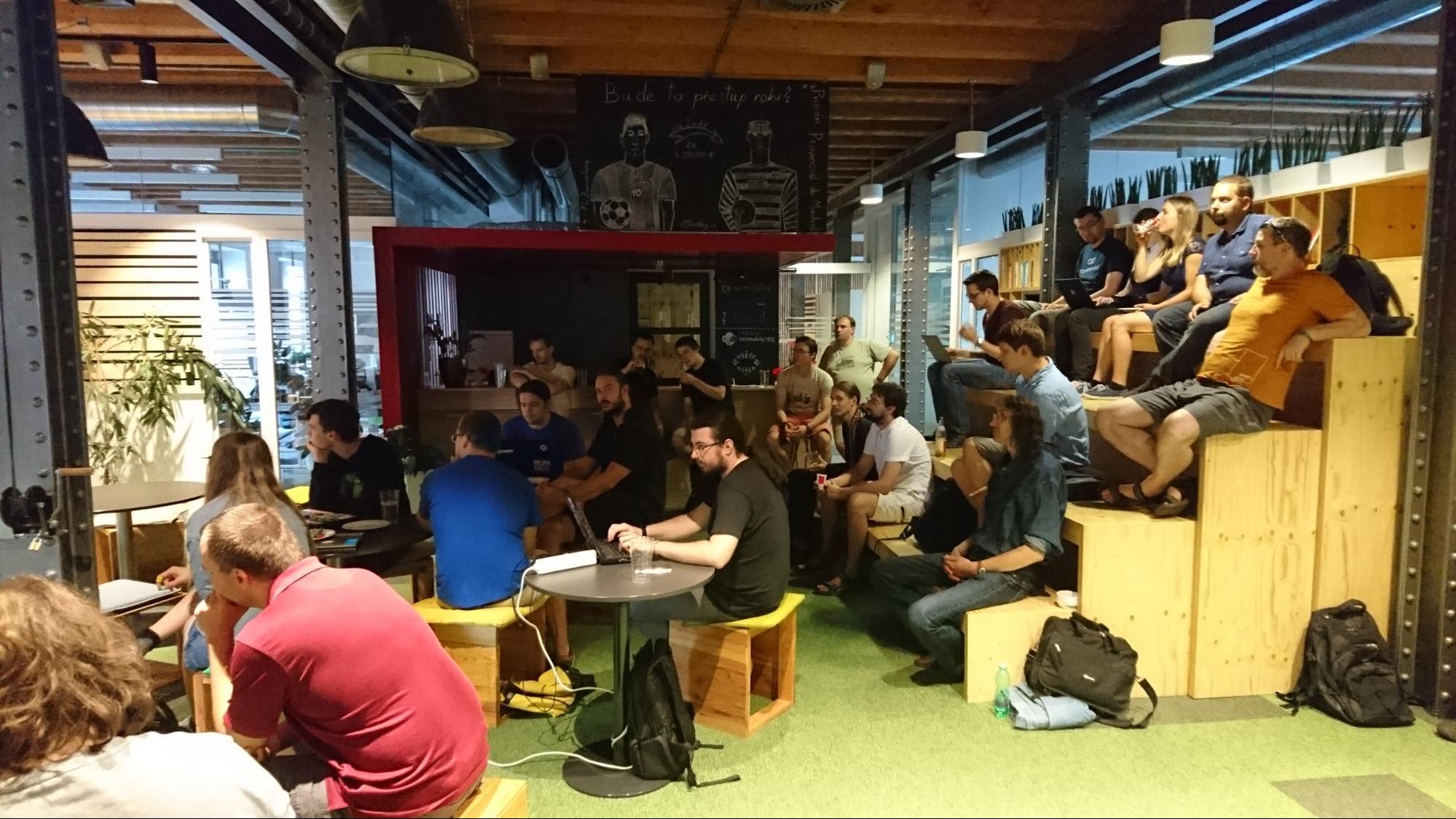 Fedora 26 Release Party Praha