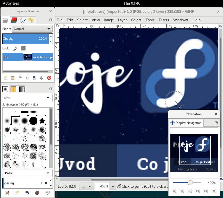 Tvorba Pluginu Pro Graficky Editor Gimp Mojefedora Cz