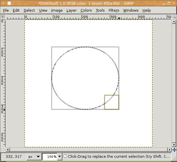 Tvorba Pluginu Pro Graficky Editor Gimp 4 Pouziti Vyberu Selection