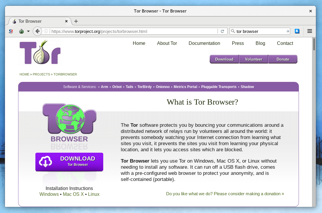 Настройка tor browser для windows 7 gydra как открыть флибусту в тор браузере вход на гидру