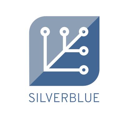 Logo projektu Silverblue