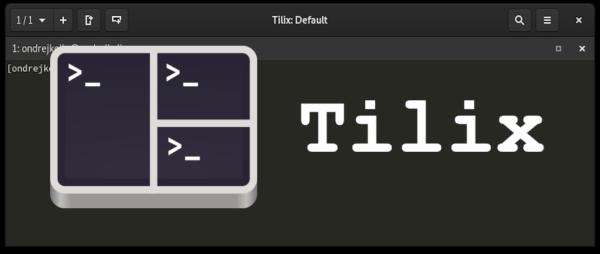 Tilix - banner